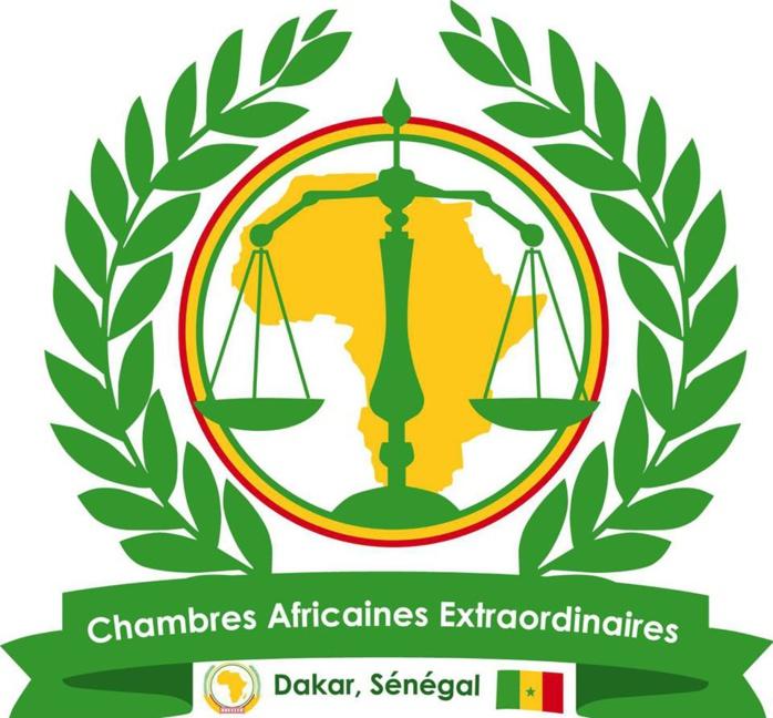Nomination des nouveaux juges de la Chambre Africaine Extraordinaire d'Assises d'Appel