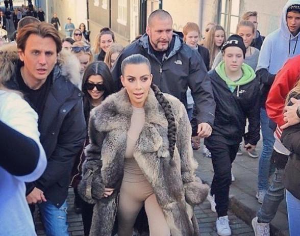 Qui est Pascal Duvier, le garde du corps de Kim Kardashian?