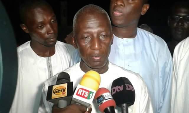 """CHEIKH MBACKÉ SAKHO A TOUBA : """" Derrière Abdoul Mbaye et Sonko , il y a des lobbies """""""
