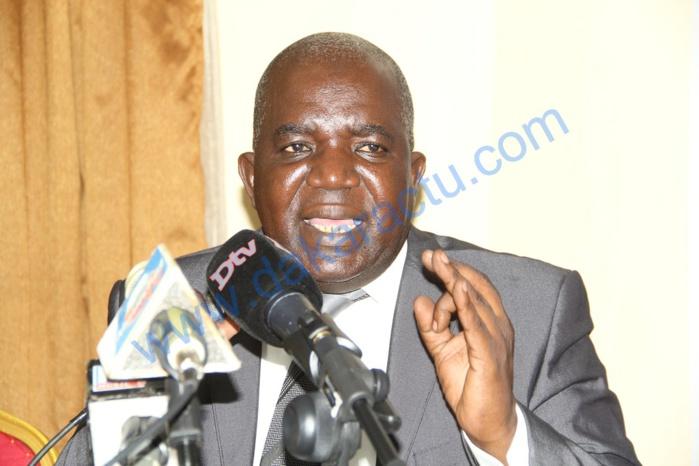 Processus électoral : Omar Sarr va affiner un document sur le dossier