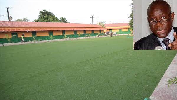 Thiès : La vieille école El hadji Moundiaye Thiaw du quartier Takhikao entièrement réhabilitée par Bara Tall