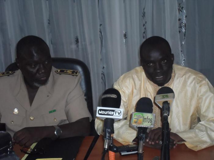 COMMÉMORATION DE LA NAISSANCE DE SERIGNE TOUBA - Mbacké dans les derniers réglages