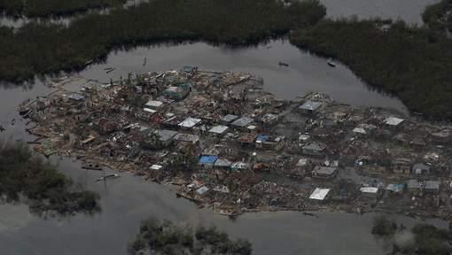 Plus de 300 morts dans le sillage de l'ouragan Matthew en Haïti