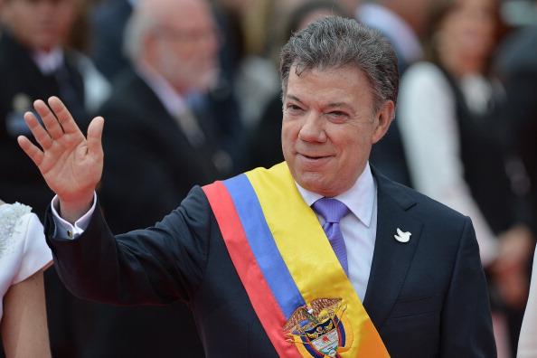 Prix Nobel de la Paix : Le président colombien Juan Manuel Santos lauréat pour l'accord de paix négocié avec les FARC
