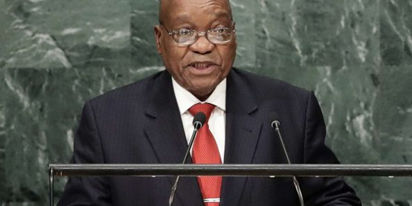 Afrique du Sud : Jacob Zuma interrogé pendant quatre heures dans une affaire de corruption