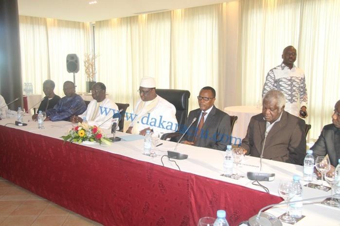 Question du pétrole : La conférence des leaders de BSS s'engage à mieux faire connaitre le secteur en vue d'éviter au pays le désordre