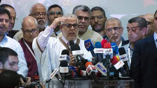 Les islamistes remportent les élections marocaines