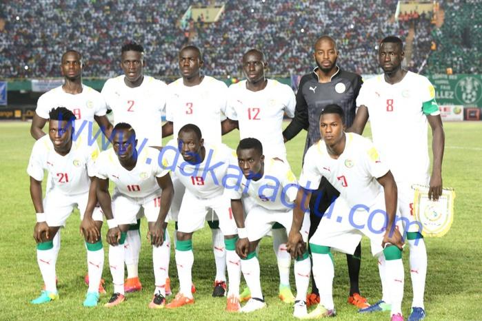 ELIMINATOIRES MONDIAL 2018 : Le Sénégal bat le Cap vert (2-0) ( IMAGES )