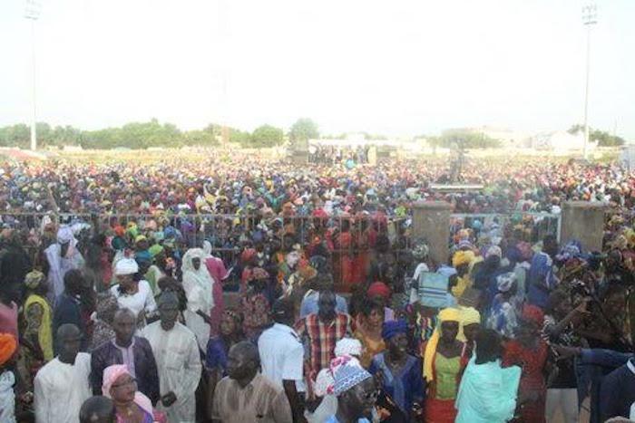FINANCEMENT : Le «Réseau Des Femmes Pour l'Emergence» de Kaffrine reçoit 600 millions des mains du ministre Moustapha Diop