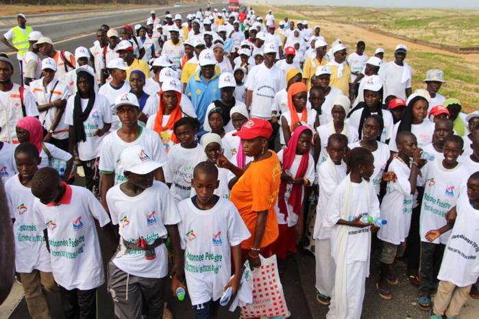 Les images de la  Randonnée Wadial Pélérinage Nguédiaga à Malika