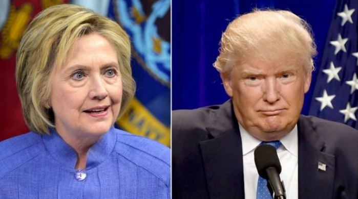 Second débat télévisé Clinton vs Trump : face à face tendu