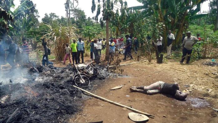 En RDC, un nouveau massacre à Beni fait au moins neuf morts