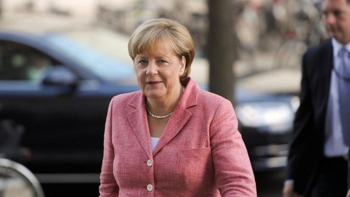 Une semaine africaine pour Angela Merkel