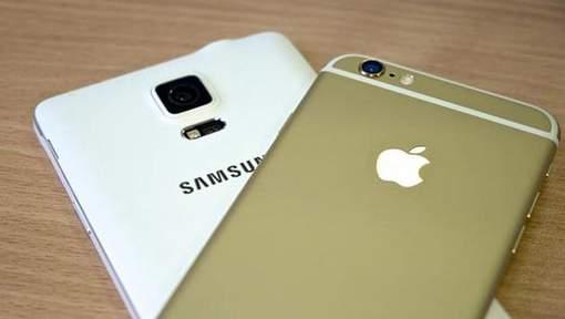Apple contre Samsung: duel au sommet devant la justic