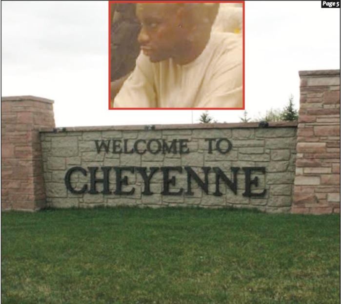 APRES LE PANAMA, LES ÎLES VIERGES ET LE LUXEMBOURG : Pape Mamadou Pouye localisé à... Cheyenne