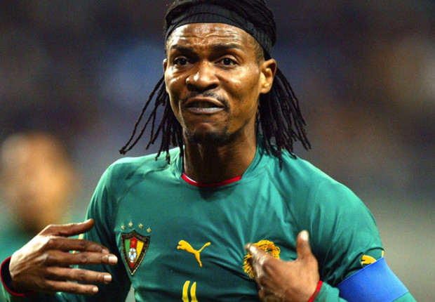 Les lions indomptables au chevet de Rigobert Song