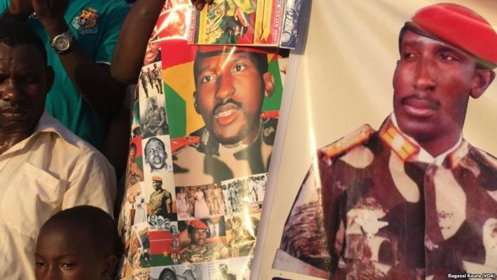 Ouagadougou demande la levée du secret défense français dans l'affaire Sankara
