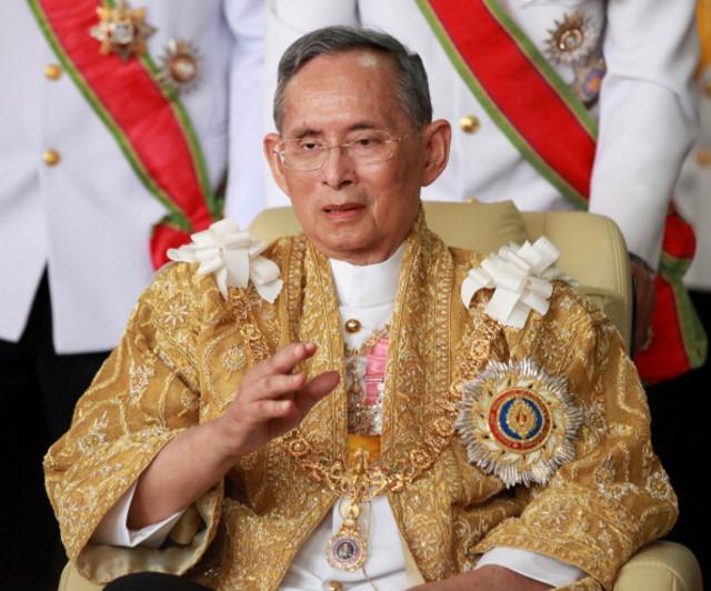 Le roi Bhumibol Adulyadej est mort ce jeudi, à l'âge de 88 ans.