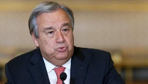 Antonio Guterres nommé secrétaire général de l'ONU (Officiel )