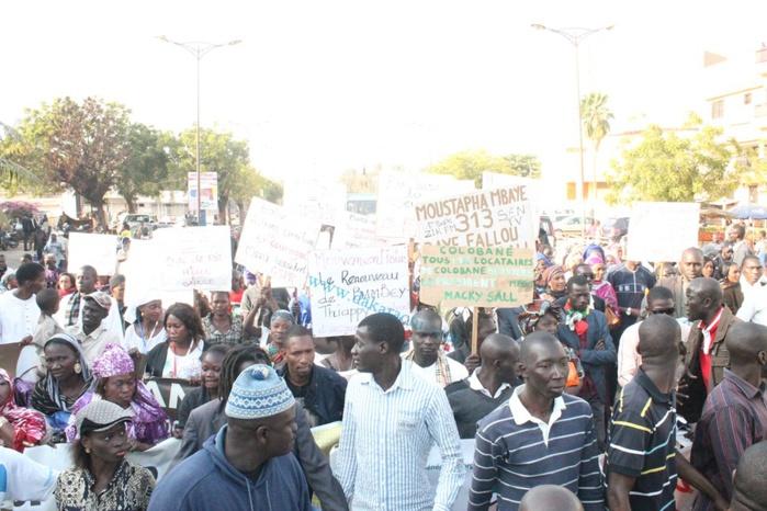 Marche de ce vendredi : L'opposition persiste à faire du Rond-point de la Rts, le lieu de rassemblement.