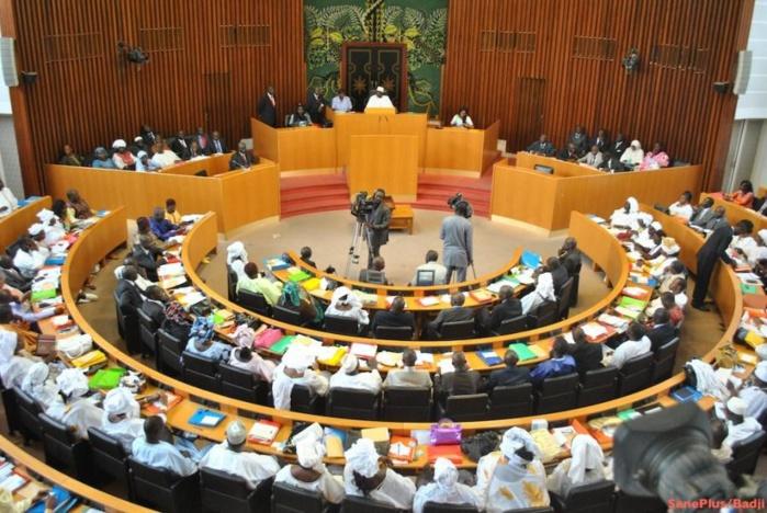Bureau de l'Assemblée : renouvellement aujourd'hui
