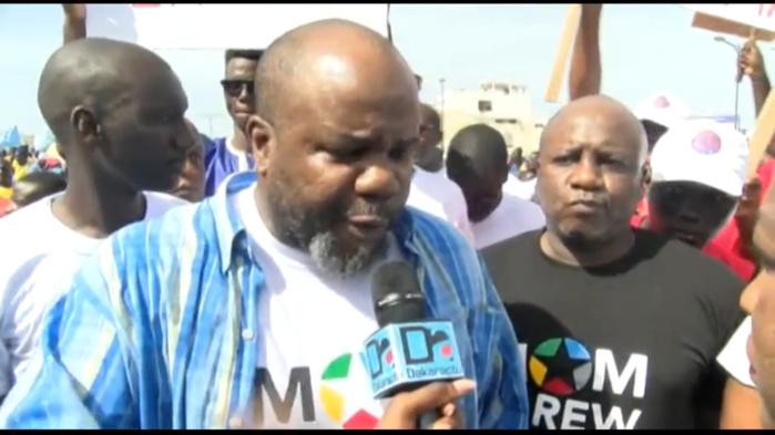 MALICK NOËL SECK : « Aliou Sall prend les Sénégalais pour des Imb… »