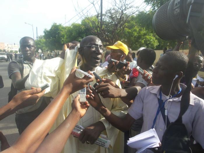 LES INSOLITES DE LA MARCHE : Idy tombe, Oumar Sarr chassé de son refuge, Malick Ndiaye victime de son grand boubou