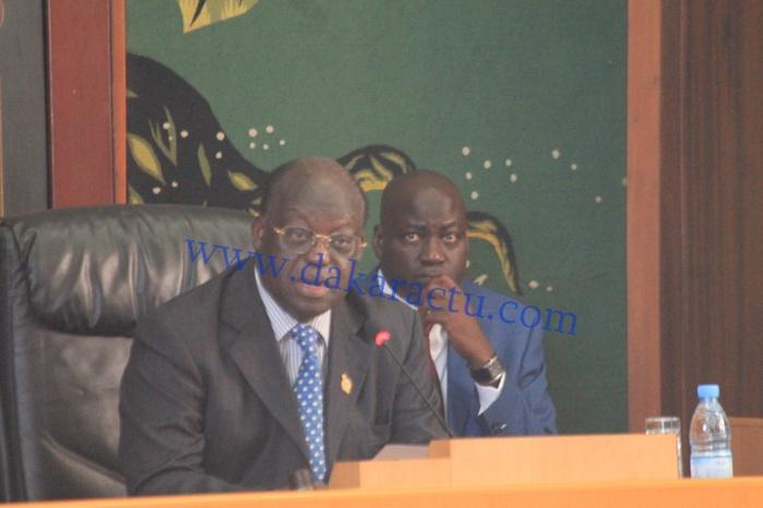 Discours du Président Moustapha Niasse prononcé lors de la séance d'ouverture de la session ordinaire unique 2016- 2017 de l'Assemblée nationale.