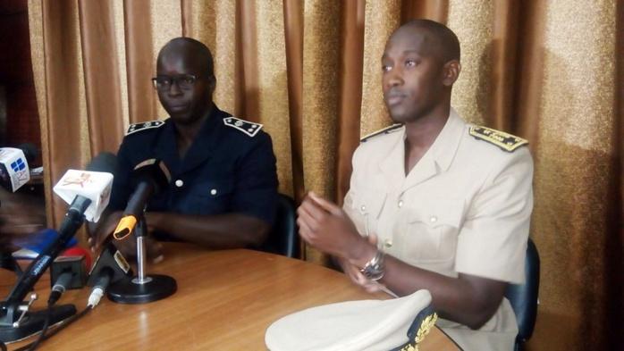 Heurts lors de la marche de l'opposition : « Les marcheurs comme une déferlante ont foncé sur les forces de sécurité… » (Commissaire central de Dakar)