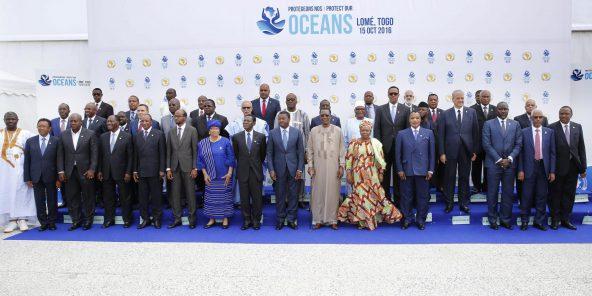 Sécurité maritime : les chefs d'État de l'Union africaine adoptent la charte de Lomé (Jeune Afrique)