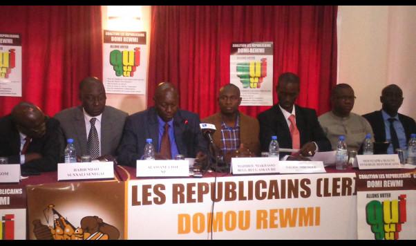 POLITIQUE - « DOOMU REEWMI » cogne sur Manko Wattu Sénégal  et accuse ses leaders de jouer aux guerriers
