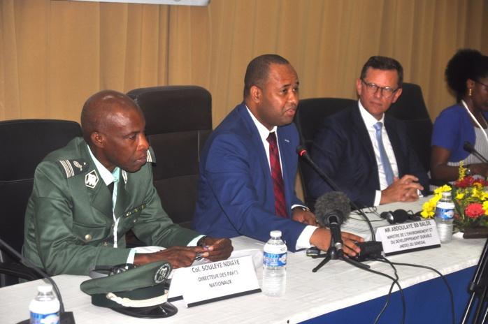 Situation de la réserve des oiseaux : Abdoulaye Baldé insiste sur l'effort de sauvegarde de leurs habitats