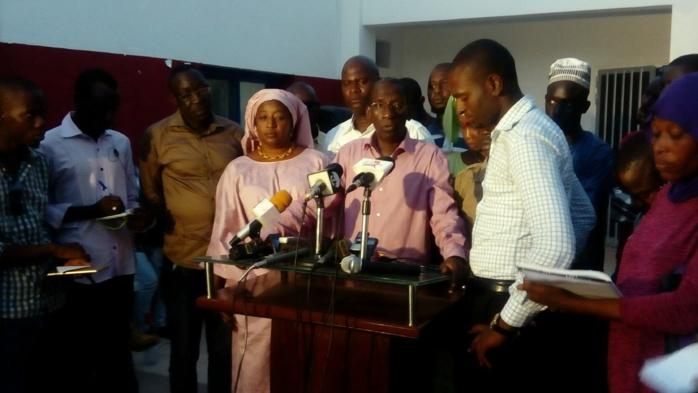 Après la marche réprimée : Le Front pour la défense du Sénégal annonce un meeting en Novembre