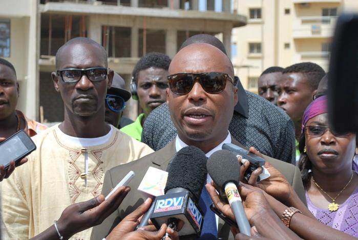 DOSSIER NDIAGA DIOUF : L'Association des Maires du Sénégal soutient Barthélémy Dias