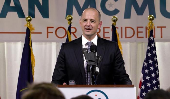 Comment l'inconnu Evan McMullin pourrait devenir le prochain président américain