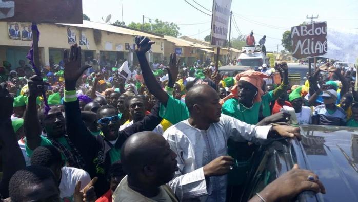 """ABDOU NDIAYE :  """" La mobilisation de Dinguiraye est une pertinente  réponse à la piètre randonnée pédestre de Wattu Sénégal '"""