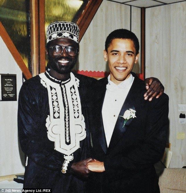 Malik Obama, demi-frère de Barack Obama, assistera ce mercredi au dernier débat de la présidentielle américaine pour soutenir Donald Trump
