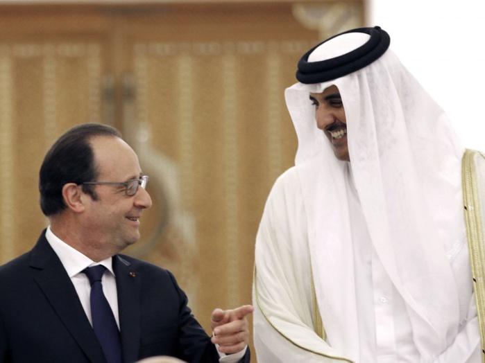 Ces politiques qui font la manche auprès des émirs du Golfe