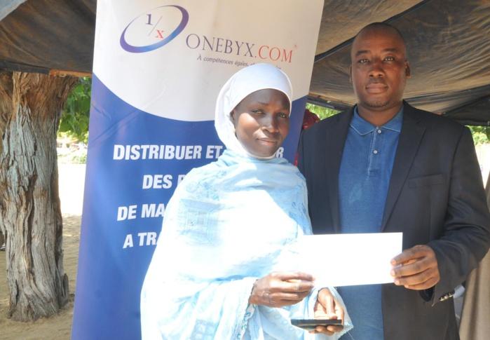 ANNÉE SCOLAIRE : Ousmane Cissé procure des dons aux populations de Kébémer