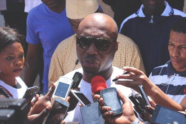Barthélémy Dias rejette les résultats publiés par Serigne Mbaye Thiam : « Nous allons porter plainte pour faux et usage de faux…»