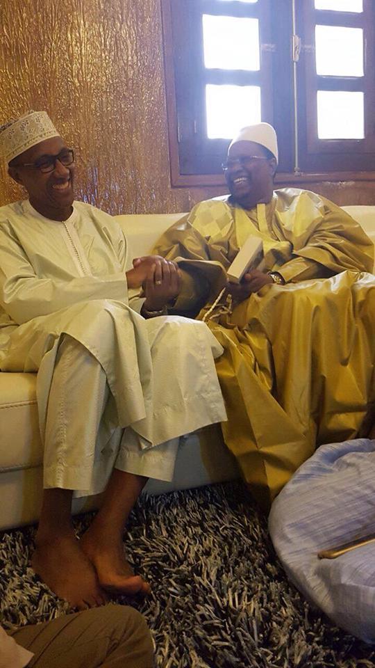 En visite chez Cheikh Oumar Bachir Tall : Abdoul Mbaye tisse sa toile