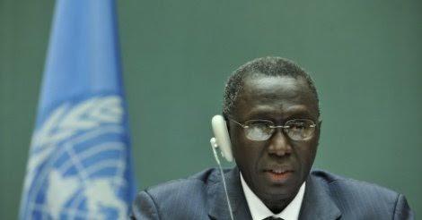 S.E FODÉ SECK RÉVÈLE : « L'ONU consacre 60% de ses effectifs militaires et de police, ainsi que 55% du budget des opérations de maintien de la paix en environnement francophone… »