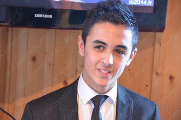 À 21 ans, il est candidat à la présidentielle de 2017 en France