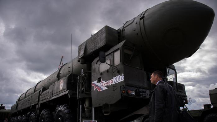 La Russie désormais dotée d'un missile capable de raser un pays comme la France
