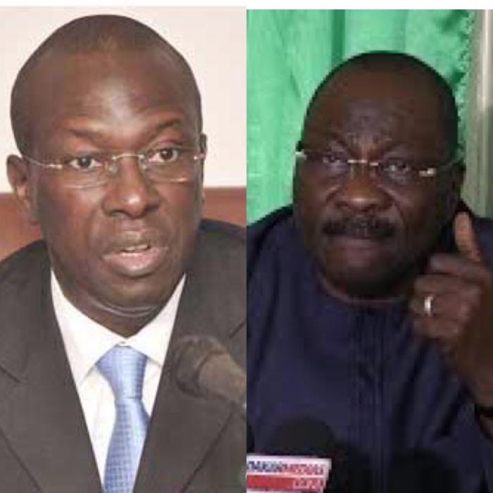 Politique : Que mijotent Mamour Cissé et Souleymane Ndéné Ndiaye?
