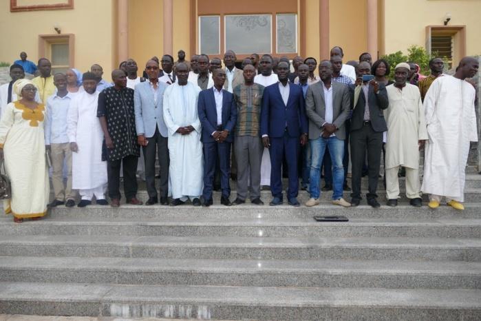 Fichier électoral : Wattu Senegal planche sur le dossier lundi