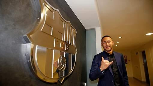 Les folles exigences de Neymar pour signer au PSG