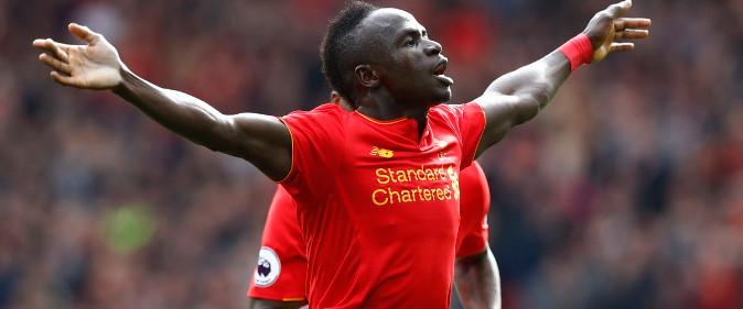 Premier League : Sadio Mané dans le top 20 des joueurs les plus rapides du championnat