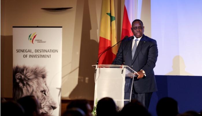 FORUM ECONOMIQUE DE VARSOVIE EN POLOGNE : Le discours du président Macky Sall