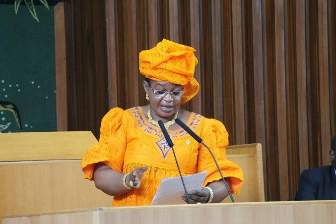 Aïda Mbodj exige le respect du calendrier électoral